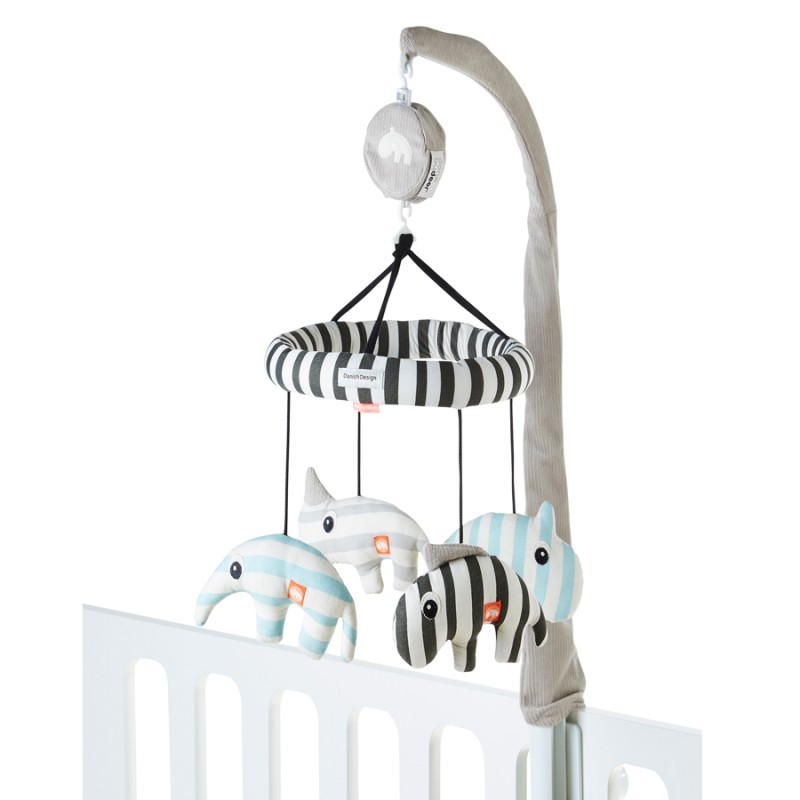 Done by Deer Zoopreme 3D Musical Mobile - MYBABYSTORE.cz
