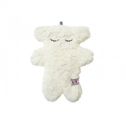 Lodger Fuzzy Sherpa velikost S Off White