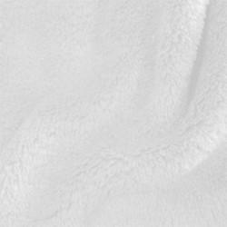 Aesthetic prostěradlo do kočárku zimní mikroplyš 32x75 cm 301 - smetanová
