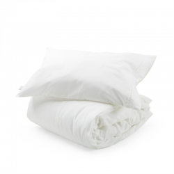 Stokke Sleepi povlečení 100x135cm, 40x60cm White