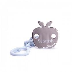Savinex klip na šídítko Scottish Modrá jablko
