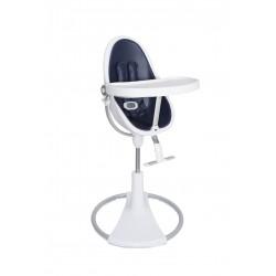 Bloom židlička Fresco Chrome BÍLÁ