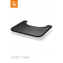 Stokke Steps Baby Set Tray Black