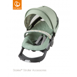 Stokke Xplory Summer Kit  Flora Green