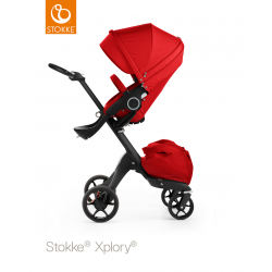 Stokke Xplory Black Red