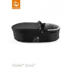 Stokke Scoot hluboké lůžko Black