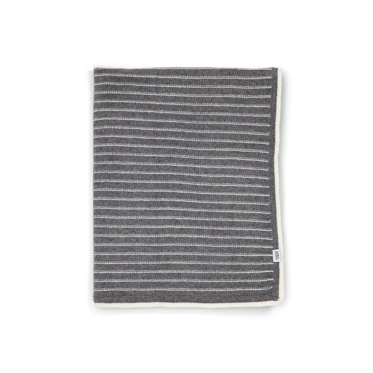 Mamas & Papas Knitted Blanket 70x90cm Spot