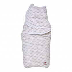 Lodger Bundler swaddle Blush