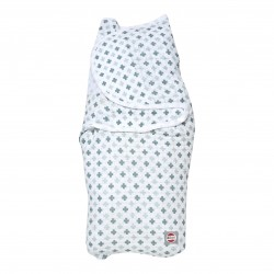 Lodger Bundler swaddle Bali/Iced