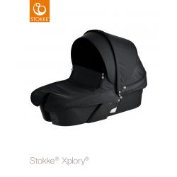 Hluboké lůžko Stokke Xplory Black Black