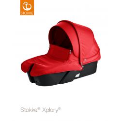 Hluboké lůžko Stokke Xplory Black Red