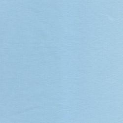 Prostěradlo do postýlky 120x60 bavlna 704 - modrá nebeská