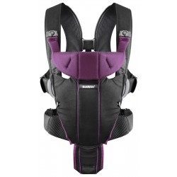BabyBjörn carrier Miracle Black/Purple