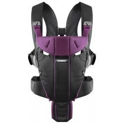 BabyBjörn nosítko Miracle Black/Purple
