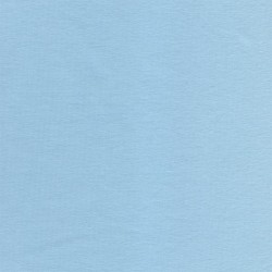 Aesthetic prostěradlo do postýlky 140x70 cm bavlna 704 - modrá nebeská