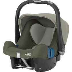 Römer Baby Safe plus SHR II Olive Green