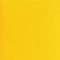 Aesthetic prostěradlo do postýlky 140x70 cm bavlna 741 - žlutá jasná