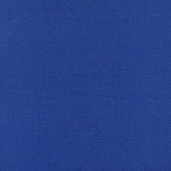 Aesthetic prostěradlo do postýlky 140x70 cm bavlna 708 - modrá střední