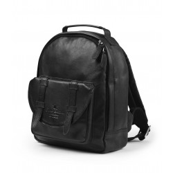 Elodie Details Back Pack Mini Leather Black Leather