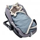 Lodger Wrapper Newborn Cotton