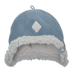 Lodger čepice Hatter Fleece Scandinavian Ocean 6-12m