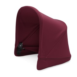 Bugaboo Donkey² sun canopy Ruby Red