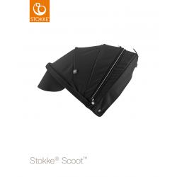 Stokke Scoot sluneční stříška Black