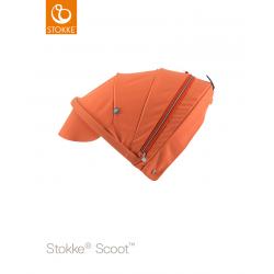Stokke Scoot sluneční stříška Orange