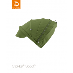 Stokke Scoot Canopy Green