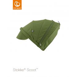 Stokke Scoot sluneční stříška Green