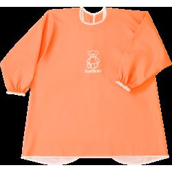 BabyBjörn zástěrka na krmení a hraní Orange