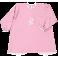 BabyBjörn zástěrka na krmení a hraní Pink