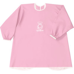 BabyBjörn Eat and Play Smock Pink