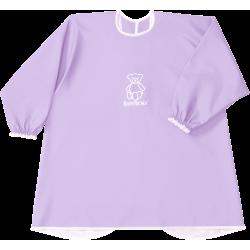 BabyBjörn zástěrka na krmení a hraní Purple