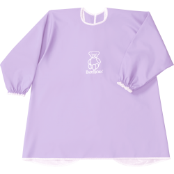 BabyBjörn Eat and Play Smock Purple