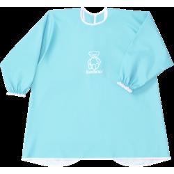 BabyBjörn zástěrka na krmení a hraní Turquoise