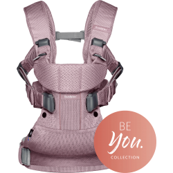 BabyBjörn nosítko One Air Lavender violet