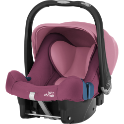 Römer Baby Safe plus SHR II 2018 Wine Rose