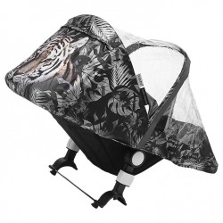 Bugaboo Buffalo/Donkey/Runner High Performance Raincover We Are Handsome
