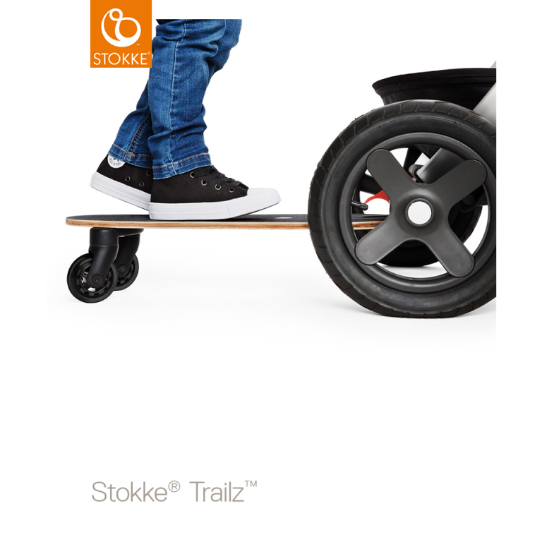 Stokke Trailz Sibling board