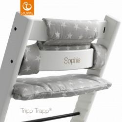 Stokke Tripp Trapp gravírování
