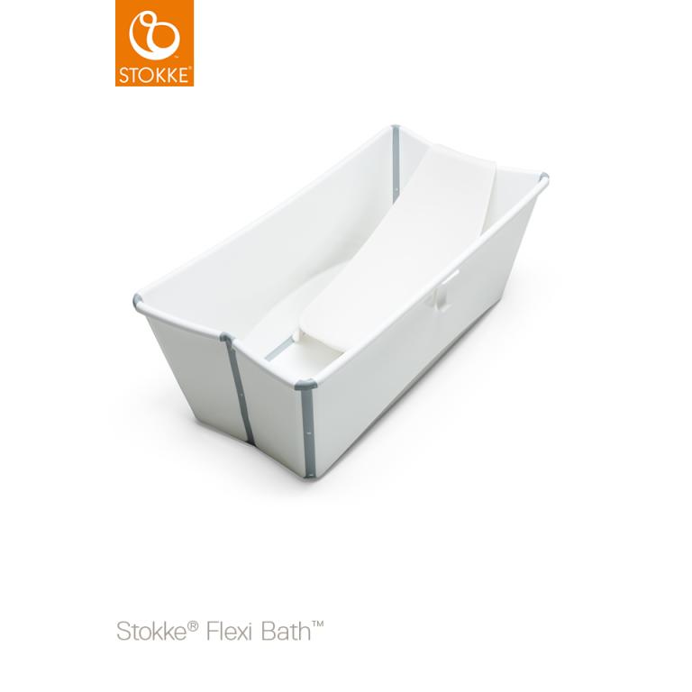 Stokke Flexi Bath sada vanička + lehátko