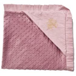 Bjällra of Sweden Baby Blanket Pink Sky