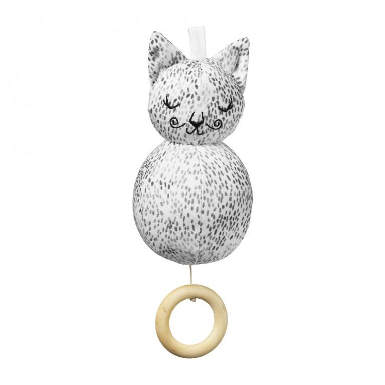 Elodie Details hudební hračka Dots of Fauna Kitty