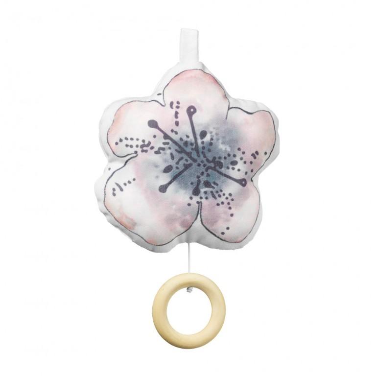 Elodie Details hudební hračka Embedding Bloom