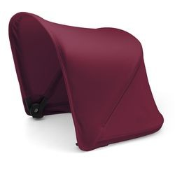 Bugaboo Fox/Cameleon canopy Ruby Red