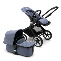 Bugaboo Fox complete with carrycot