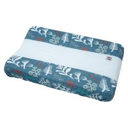 Lodger Changing Pad Cover Botanimal Ocean