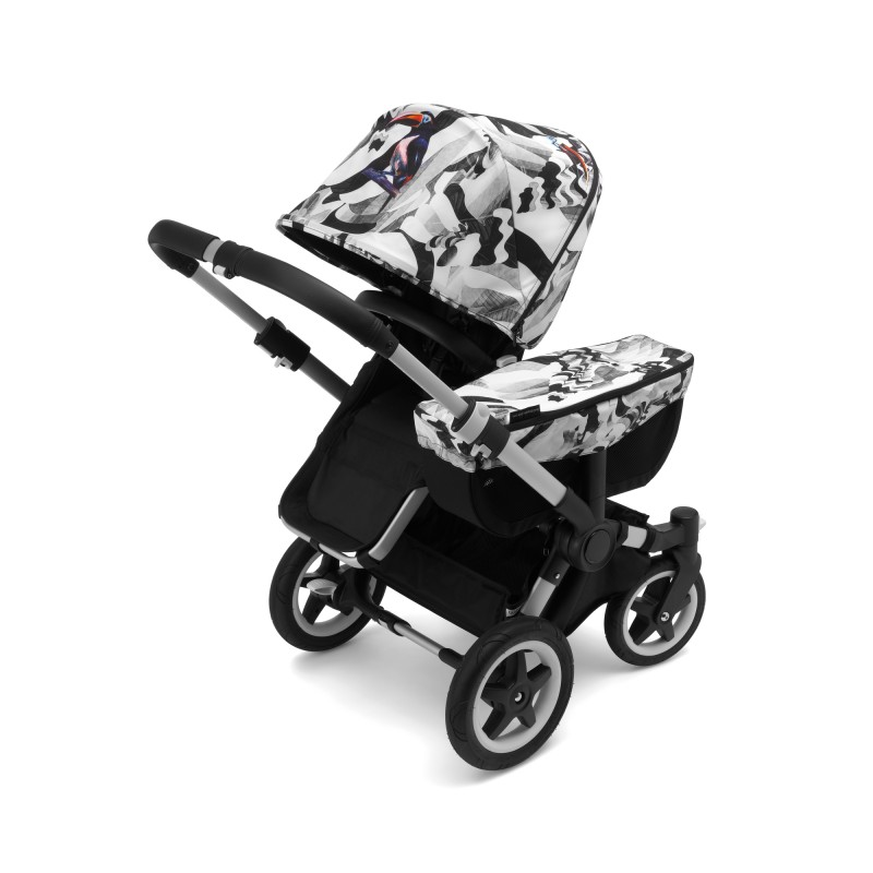 ... Bugaboo Donkey Sun Canopy We Are Handsome v2  sc 1 st  MYBABYSTORE.cz & Bugaboo Donkey Sun Canopy We Are Handsome v2 - MYBABYSTORE.cz