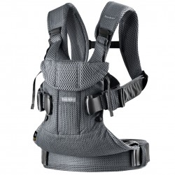 BabyBjörn carrier One 3D Mesh Anthracite
